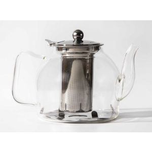 1.2l Glass Teapot with Infuser
