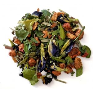 Blue Apple and Lime - Loose Tea Leaves