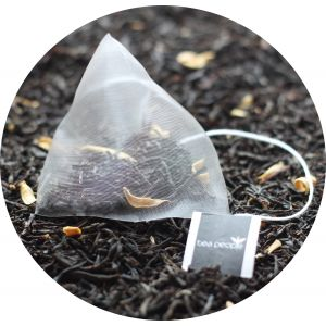 Earl Grey Tea Pyramid