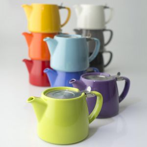 400ml Forlife Stump Teapot Collection