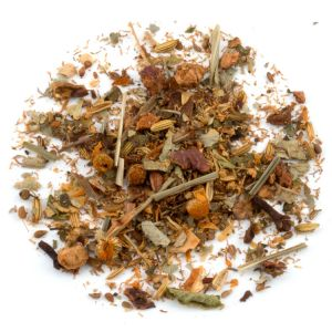 Organic Relaxing Recipe - Loose Tea Leaves