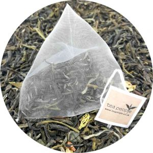 Jasmine Green Tea Pyramid