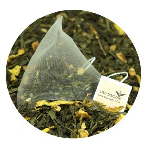 Lemon Green - Tea Pyramid