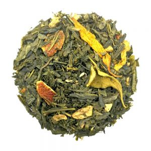 Lemon Green - Loose Tea Leaves