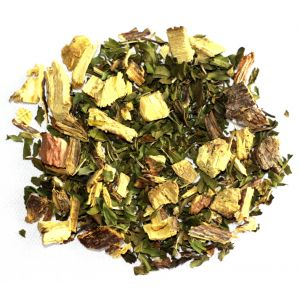Liquorice Mint Toffee - Loose Tea Leaves