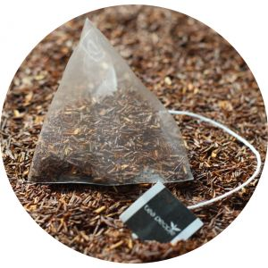 Organic Luxury Rooibos Tea Pyramid