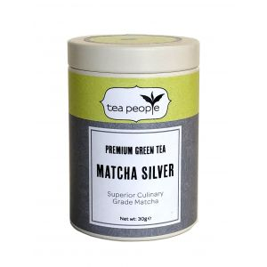 Matcha Silver- 30g Small Retail Tin Box