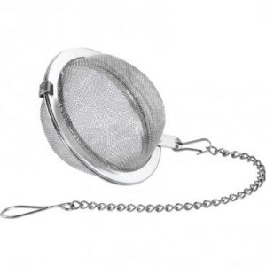 Stainless steel mesh teaball