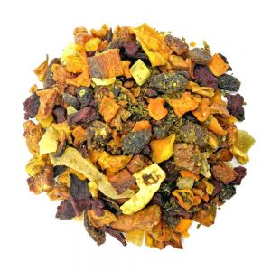 Moringa Passion Fruit - Loose Tea Leaves