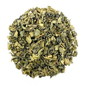 Organic Gunpowder Green - Loose Tea Leaves