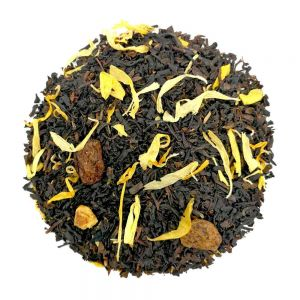 Organic Peach Black - Loose Tea Leaves