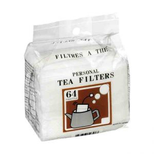 Disposable tea filters