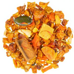Spiced Pumpkin Pie - Loose Tea Leaves