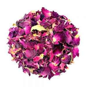 Red Rose Petals - Loose Tea Leaves