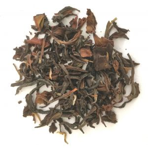 Red thunder tea leaves