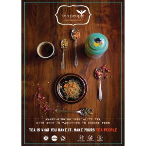 Tea is What You Make it poster