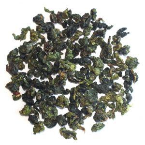 Tie Guan Yin - tea leaves